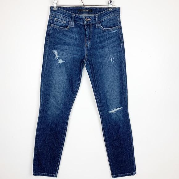 Joe's Jeans Denim - JOE'S JEANS DISTRESSED SKINNY SIZE 29